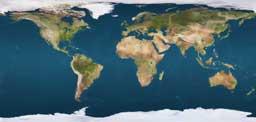 WholeEarth Images - Whole world satellite map