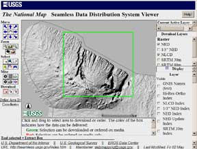 Getting USGS Data - Download dem data usgs