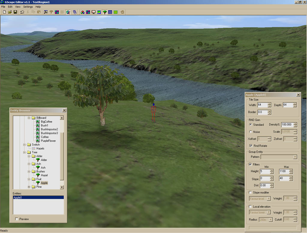 Image gallery terrain builder for 3d editor online