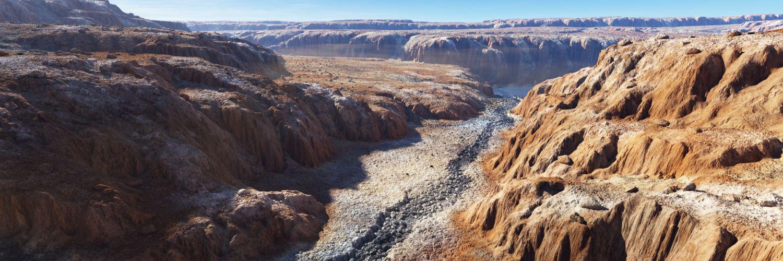 how to get desert terrain planet nomads